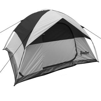 Rendezvous Dome Tent Grey/Blk 4p, UPC :721209420009