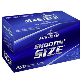 Magtech .38 Special Ammo, UPC :754908189519