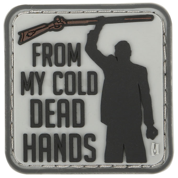 Cold Dead Hands 1.5  x 1.5  (Swat), UPC :846909018629