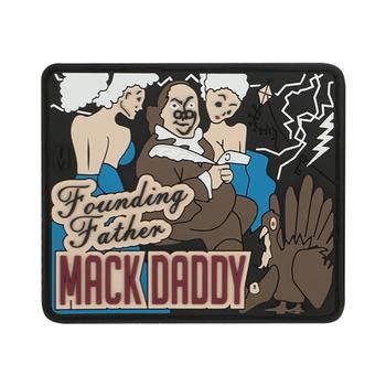 BEN FRANKLIN MACK (Full Color), UPC :846909014669