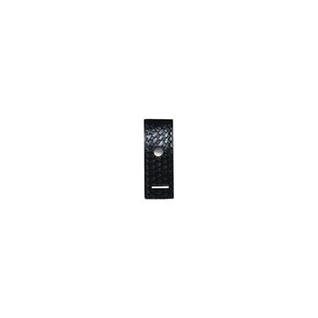 Epaulet Shoulder Mic Holder w/ Reinforced Slot Only, UPC :192375079719
