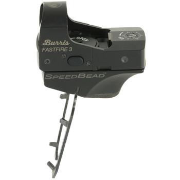 Burris SpeedBead FastFire 3, Red Dot, 8 MOA, Fits Remington 870, Matte Black Finish 300245, UPC : 000381302458