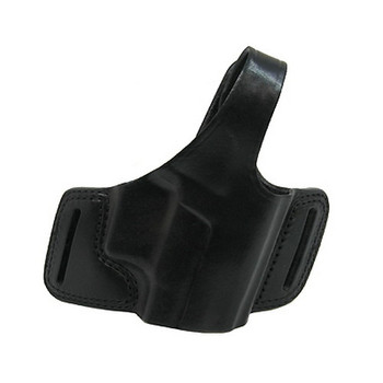 Bianchi Model #5 Holster, Fits Glock 17/19/22/23/26/27/34/35, Right Hand, Black 15718, UPC : 013527157188