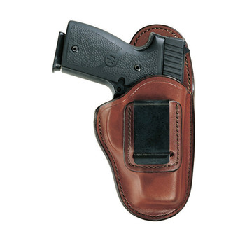 Bianchi Model # 100, Inside the Pant Holster, Fits Ruger LCP, Right Hand, Tan 25308, UPC : 013527253088