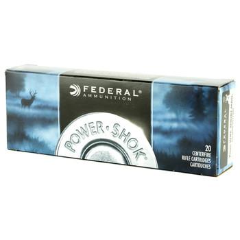 Federal PowerShok, 7MM WSM, 150 Grain, Soft Point, 20 Round Box 7WSME, UPC : 029465097288