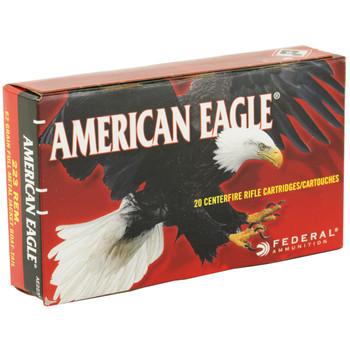 Federal American Eagle, 223REM, 62 Grain, Full Metal Jacket, 20 Round Box AE223N, UPC : 029465093488