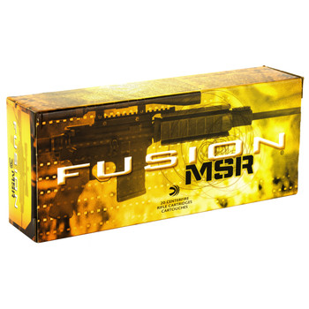 Federal Fusion, 223REM, 62 Grain, Soft Point, 20 Round Box F223MSR1, UPC : 029465064068