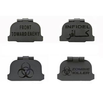 GG&G, Inc. Scopecover, Fits EOTech XPS, Flip Lens Cover, Black GGG-1272, UPC :813157001888