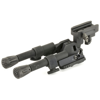 GG&G, Inc. XDS-2C Tactical Bipod, Compact, Fits Picatinny, Black GGG-1721, UPC :813157006258