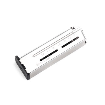 Wilson Combat Mag, Elite Tactical Magazine, 9MM, 8Rd, Stainless, 1911 Compact 500,9C, UPC :811826021618