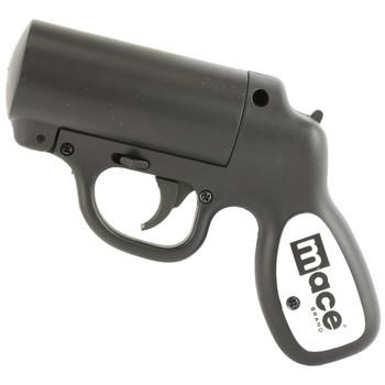 Mace Security International Pepper Spray Gun, 28gm, Sprays up to 25ft, Black 80405, UPC : 022188804058