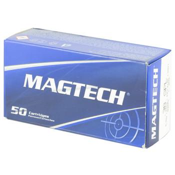 Magtech Sport Shooting, 38 Special, 125 Grain, Full Metal Jacket, 50 Round Box 38Q, UPC :754908184118