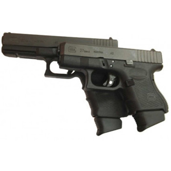Pearce Grip Grip Extension, Fits Glock Gen 4, 9/40/357 Sig 45 GAP, Plus One, Black PGG4PLUS, UPC :605849200408