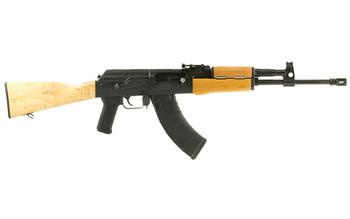 "Century Arms RH10, Semi-Automatic Rifle, 762X39, 16.5"" Barrel, Black Finish, Wood Stock, 30Rou 1 Magazine RI3036-N, UPC :787450474888"