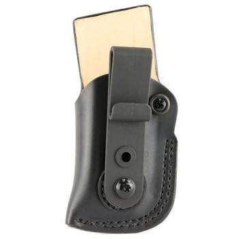 Desantis Fly High Double Magazine Pouch, Fits 9MM, Ambidextrous, Black A78PCGGZ0, UPC :792695307488