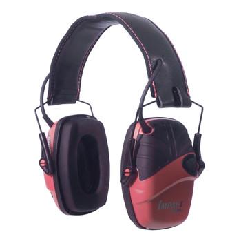 Howard Leight Impact Sport, Electronic Earmuff, Folding, Pink R-02523, UPC : 033552025238