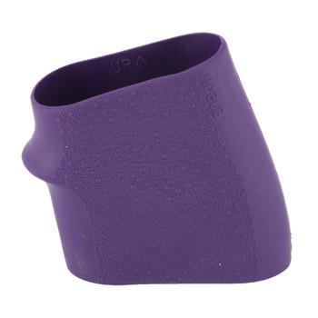 Hogue Grips HandAll Universal Grip, Junior, Fits Many Semi Auto Handguns, Purple 18006, UPC :743108180068