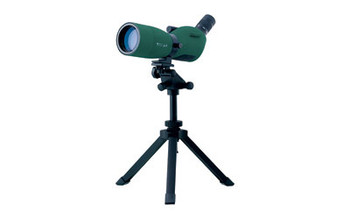 Konus KonuSpot Spotting Scope, 15-45X65, Green Finish 7116B, UPC :698156071168