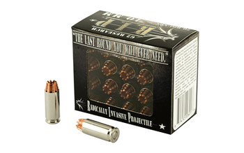 G2 Research RIP, 10MM, 115 Grain, Lead Free Copper, 20 Round Box 06018, UPC :851412006018