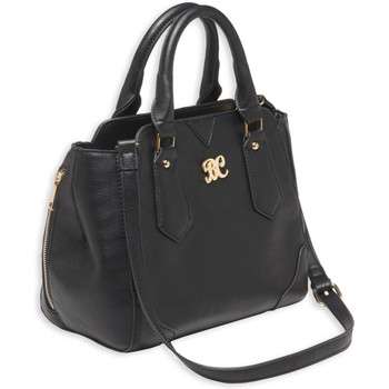 Bulldog Cases Satchel Style Purse, Leather, Universal Fit Holster Included, Black Finish BDP-020, UPC :672352009378