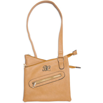 7dfba2a8ab Bulldog Cases Cross Body Style Purse, Leather, Universal Fit Holster  Included, Tan Finish BDP-032, UPC :672352009408