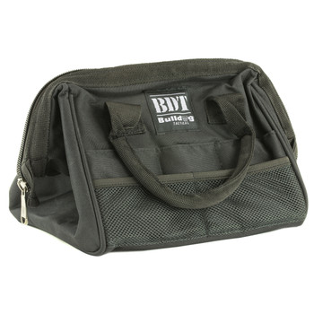 Bulldog Cases Tactical, Range Bag, Black, Nylon, Medium BDT405B, UPC :672352010718