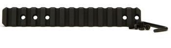 Barrett Fieldcraft, Picatinny Base, Manufactured by Tally, Short Action, Black Finish, Fits Barrett Fieldcraft Rifle Only 16758, UPC :816715017628