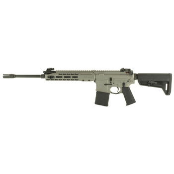"Barrett REC7 Gas Piston, Semi-automatic, 223 Rem/556NATO, 16"" Flyweight Barrel, Gray Cerakote Barrel, Magpul MOE Stock, 30Rd, MLOK Handguard 17065, UPC :816715019158"