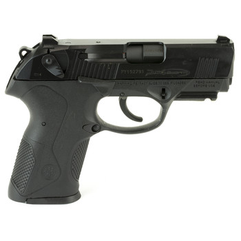 "Beretta PX4 Storm, Semi-automatic, Double Action, Compact Pistol, 40SW, 3.2"" Barrel, Polymer Frame, Black Finish, 10Rd, 2 Mags, Picatinny Rail, Ambidextrous, 3 Dot Sights JXC4F20, UPC : 082442154688"
