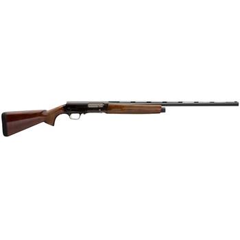 "Browning A5, Sweet Sixteen, Semi-automatic, 16Ga 2.75"", 26"" Barrel, Blued Finish, Walnut Stock, 3 Choke Tubes, 5Rd 0118013005, UPC : 023614439578"