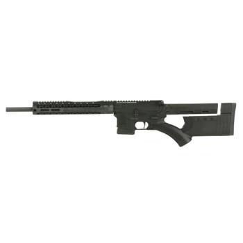 "Black Rain Ordnance SPEC15, NY Compliant, Semi-automatic Rifle, 223 Rem/556NATO, 16"" M4 4150 Chromoly Barrel, Black Finish, Thordsen Stock, 10Rd, Pinned and Welded Thread Protector BRO-SPEC15-NY, UPC :707129994028"