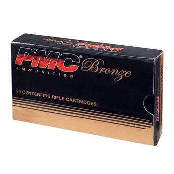 PMC Bronze, 762X39, 123 Grain, Full Metal Jacket, 20 Round Box 7.62A, UPC :741569060318