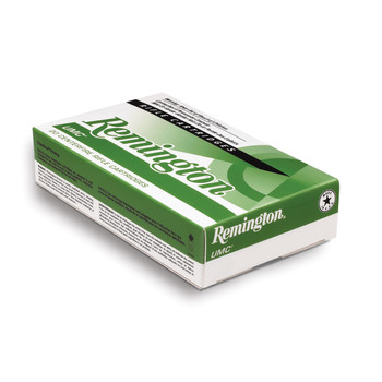 Remington UMC, 22-250, 50 Grain, Hollow Point, 20 Round Box 23813, UPC : 047700385808