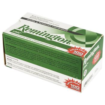 Remington UMC, 40 S&W 180 Grain, Full Metal Jacket, Value Pack, 100 Round Box 23795, UPC : 047700382708