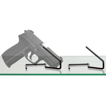 Gun Storage Solutions Kikstands, Vinyl coated, Fits Guns As Small As .22 caliber, 1 per stand KIK2, UPC :856691002218