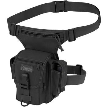 "Maxpedition Thermite Versipack Bag, 8""x5""x3"", Black 0401B, UPC :846909000068"