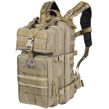 "Maxpedition Falcon II Backpack, 18""X9.5""X4.75"", Khaki 0513K, UPC :846909001638"