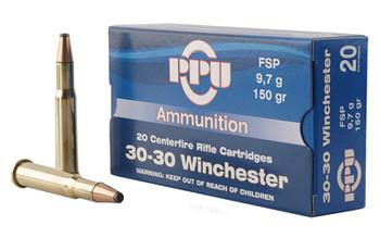 Prvi Partizan Rifle, 300 Win, 150 Grain, Soft Point, 20 Round Box PP3001, UPC :8605003812548