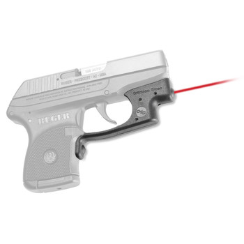 Crimson Trace Corporation Defender LaserGrip, Fits Ruger LCP, Front Activated LG-431, UPC :610242000388