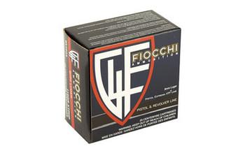 Fiocchi Ammunition Centerfire Pistol, 9MM, 115 Grain, XTP, 25 Round Box 9XTP25, UPC :762344710488