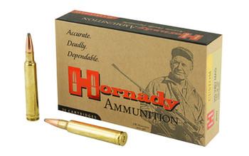 Hornady Custom, 300 Wby, 180 Grain, InterLock, 20 Round Box 8222, UPC : 090255382228