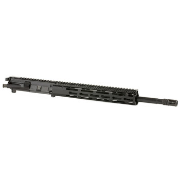 "Radical Firearms Complete Upper Assembly, 223 Rem/556NATO, 16"" SOCOM (Mid) Barrel, 12"" FCR, A2 Flash Hider, Black Finish, Includes Charging Handle and Bolt Carrier Group CFU16-5.56SOC-12FCR, UPC :816903025398"