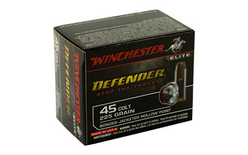 Winchester Ammunition Supreme Elite, 45LC, 225 Grain, PDX1, 20 Round Box S45CPDB, UPC : 020892218628