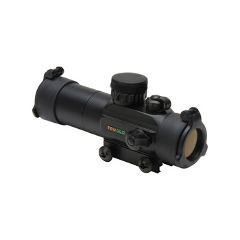 Truglo Tactical Red Dot, 30mm, Dual Color, Black Finish TG8030TB, UPC :788130012598
