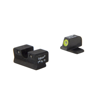Trijicon HD Tritium Night Sight, Fits Sig P220,229, Yellow Outline SG103Y, UPC :719307209848