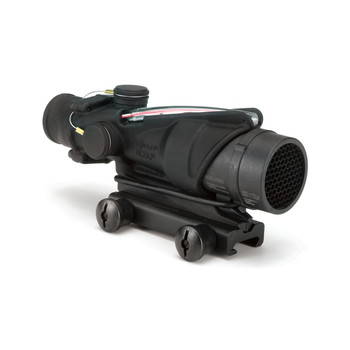 Trijicon ACOG, 4x32, Dual Illuminated Red Chevron, USMC Rifle Combat Optic (RCO) for A4 (20 in. barrel), With TA51 Mount TA31RCO-A4CP, UPC :719307302068