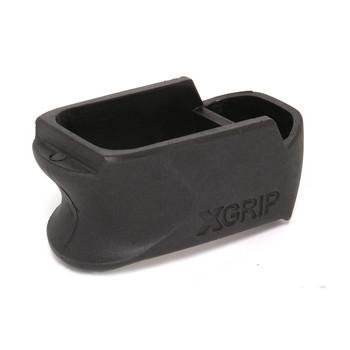 X-GRIP Magazine Spacer, Fits Glock 26/27, Glock 26 to Glock 19, Black GL26-27C, UPC :721405445578