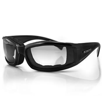 Bobster Invader Sunglass-Black Frame-Photochromic Lens, UPC :642608036458