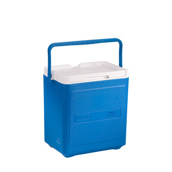 Coleman 20 Can Party Stacker Cooler Blue 3000000485, UPC : 076501375268