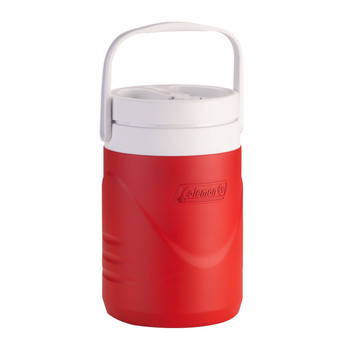 Coleman 1 Gallon Jug Red 3000000731, UPC : 076501376128